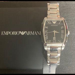 Emporio Armani Gents Shaped Watch